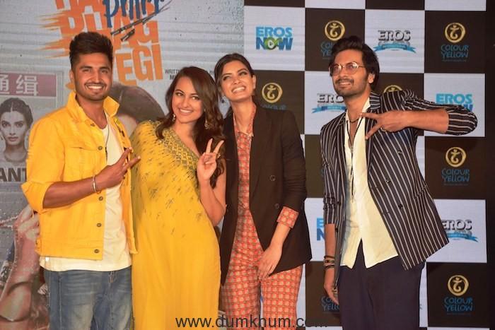Sonakshi - Diana Penty - Ali Fazal, Piyush Mishra and Jassie Gill