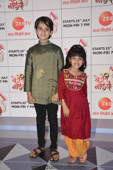 Zee Tv's new fiction show Yeh Teri Galiyaan (9)