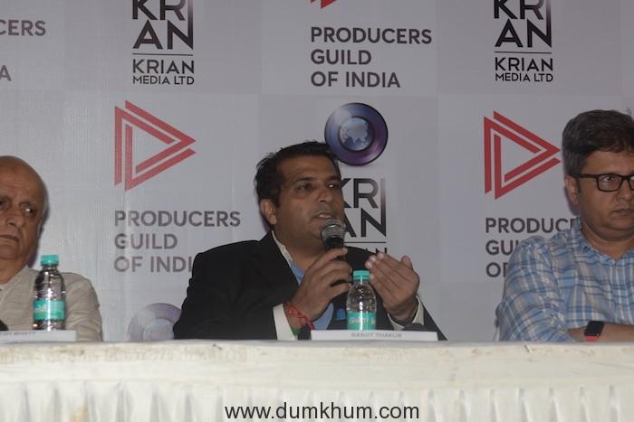 4. Ranjit Thakur (Founder & President of Krian Media) addressing the conference KPP_4706