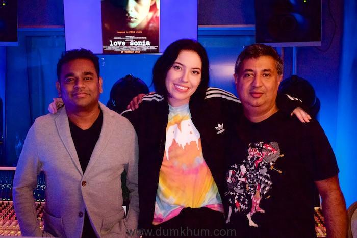 AR Rahman & Tabrez Noorani come together for Love Sonia