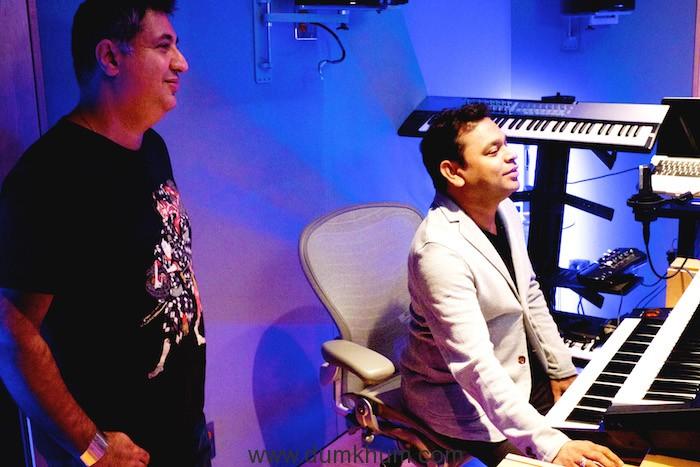 A.R. Rahman and Tabrez Noorani 001