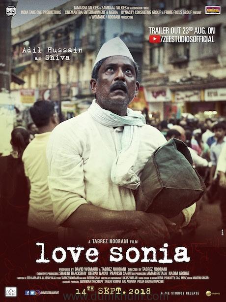 Adil Hussain as Shiva in Love Sonia