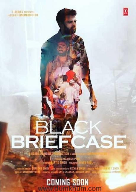 Black Briefcase - Maniesh