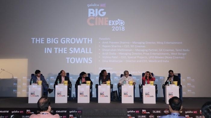 Image 3_Panelists at the Big Cine Expo