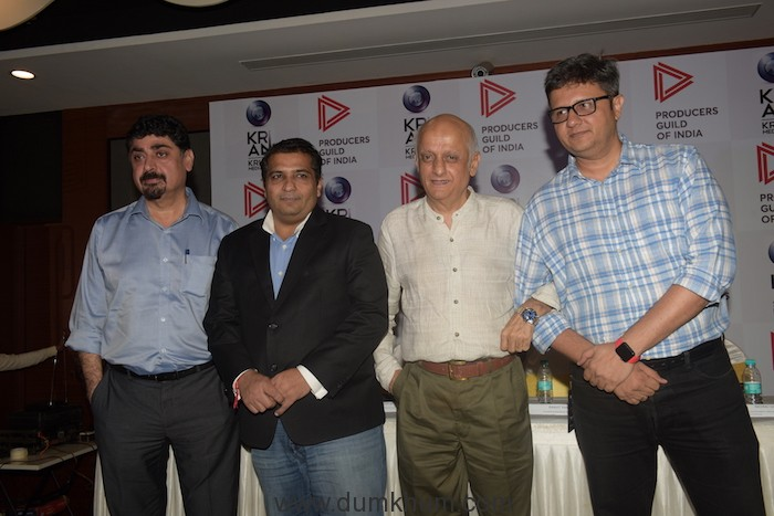 Ranjit Thakur, Founder & President of Krian Media Launches 2K Cinema Deployment Plan Ever.