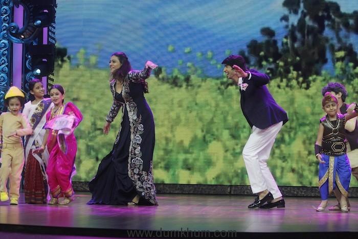 Ladki Badi Anjaani Hai on India's Best Dramebaaz (1)