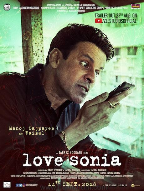 Manoj Bajpayee as Faizal in Love Sonia