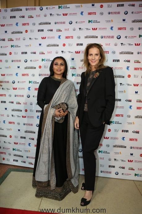 Rani Mukerji and Rachel Griffiths (2)