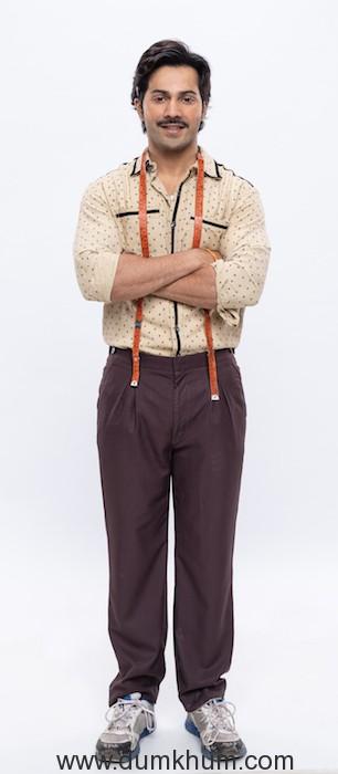 Tailoring coach inspires Varun's look in Sui Dhaaga!