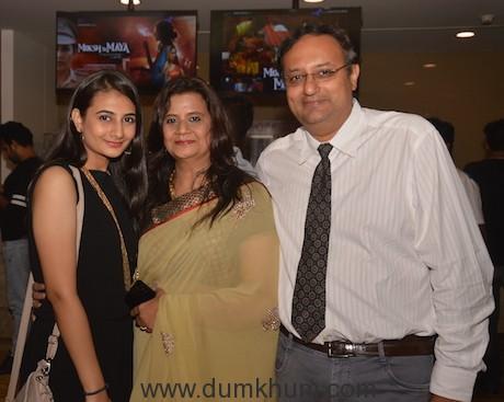 Sweta Thakore & Neeraj Bharaddwaj
