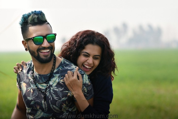 Vicky Kaushal makes his singing debut with Manmarziyaan !