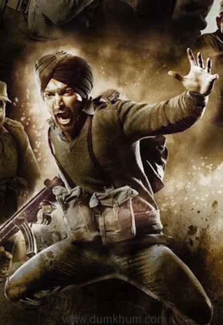 Harshvardhan Rane's bravura act as Major Harbhajan Singh in J P Dutta's PALTAN