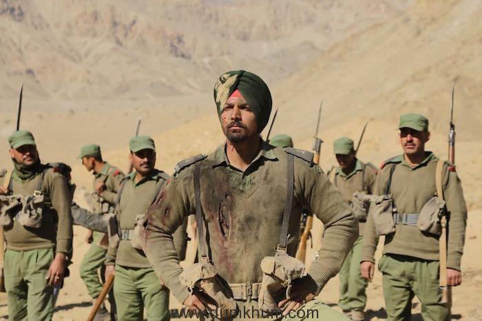Harshvardhan Rane's bravura act as Major Harbhajan Singh in J P Dutta's PALTAN -