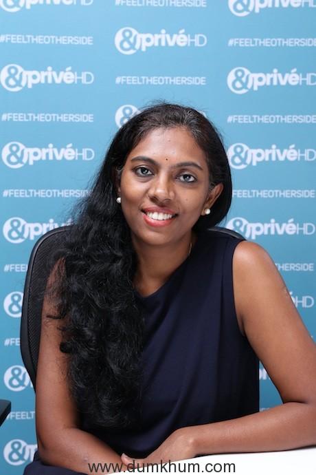 Prathyusha Agarwal - Cheif Marketing Officer, ZEEL