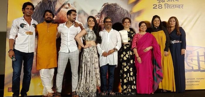 Rekha Bhardwaj and Sunidhi Chauhan treat the audience to Balma-