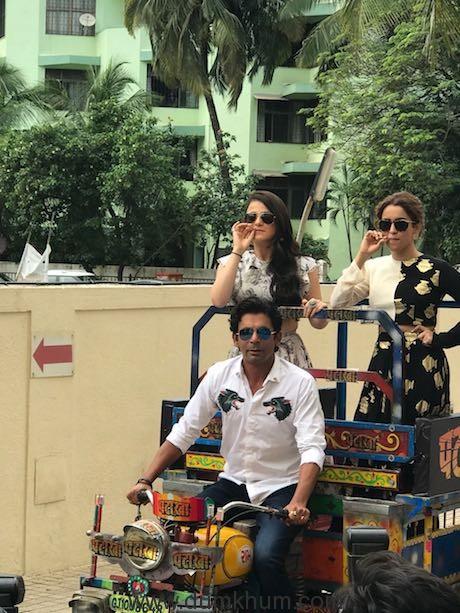 Rekha Bhardwaj and Sunidhi Chauhan treat the audience to Balma-3
