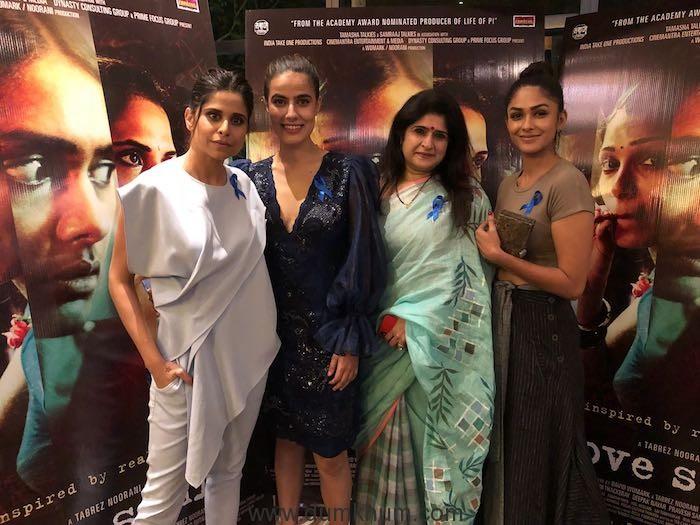 Saie, Riya, Shalini Thackeray and Mrunal (1)