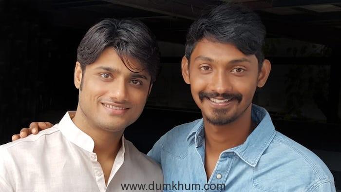 Sandeep Singh and Tamil Director Elan