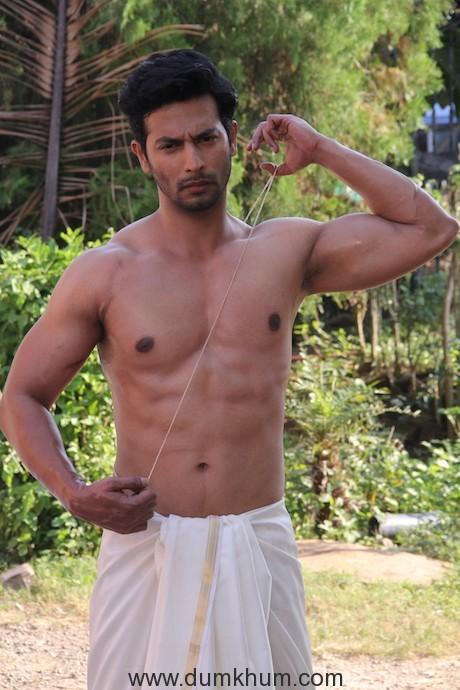 Sehban Azim as Malhar Rane in Zee TV's Tujhse Hai Raabta (3)