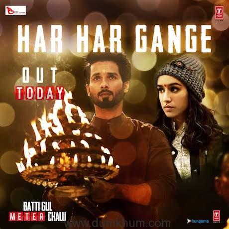 Sachet- Parampara take Shahid Kapoor & Shraddha Kapoor on a spiritual journey through 'Har Har Gange'