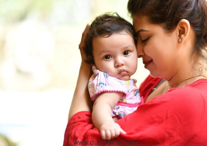 Shreyas Talpade's Absolutely Adorable Daughter 'Aadya'-1