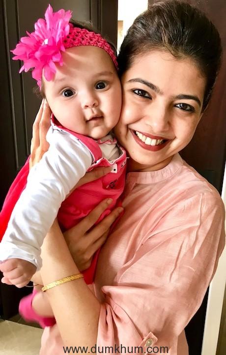 Shreyas Talpade's Absolutely Adorable Daughter 'Aadya'-2