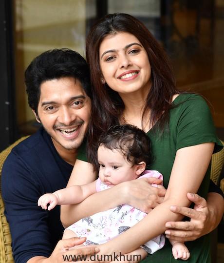 Meet Shreyas Talpade's Absolutely Adorable Daughter 'Aadya'