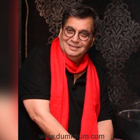 Showman Subhash Ghai shows his solidarity for the work PM Narendra Modi does and wishes him on his Birthday !