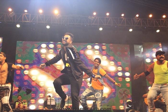 The Manmarziyaan concert rocks Delhi