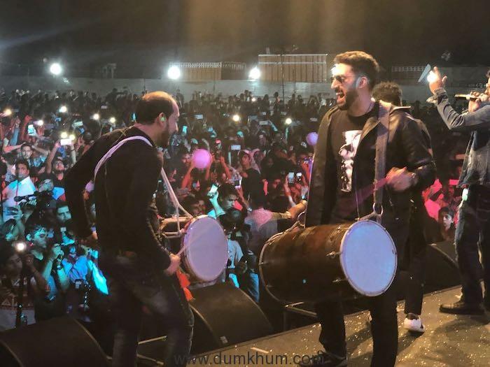 The Manmarziyaan concert rocks Delhi -1