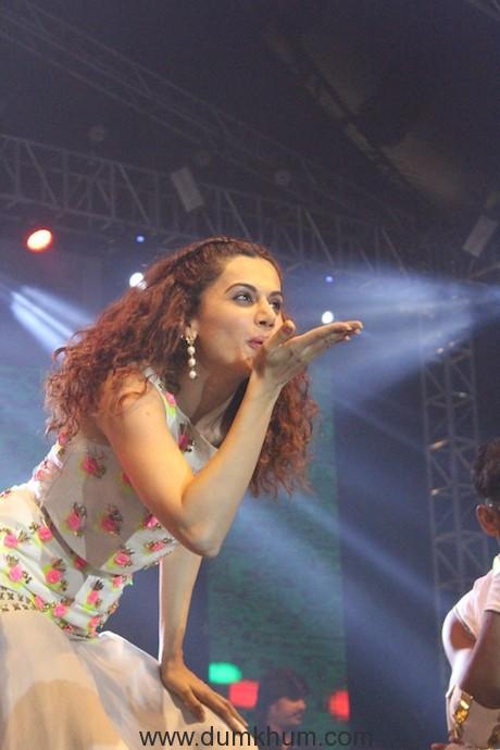 The Manmarziyaan concert rocks Delhi -