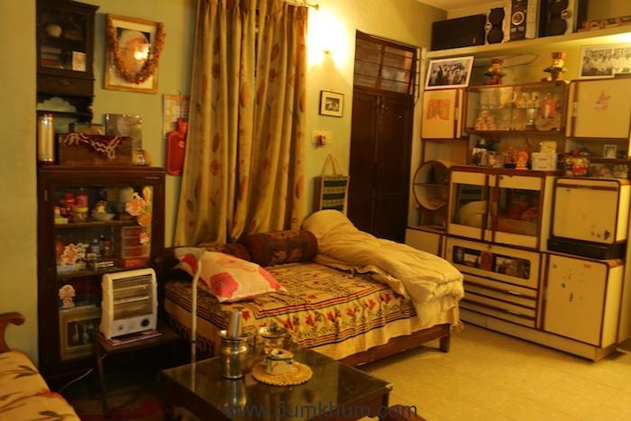 The crew of Badhaai Ho set up base in New Delhi's Laxmibai Nagar
