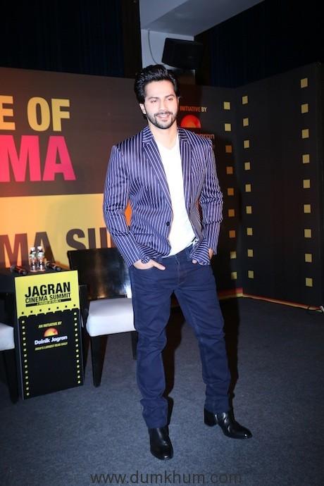 Producer Ekta Kapoor on 'Is it time to go OTT on OTT?' at the Jagran Cinema Summit with Mayank Shekhar