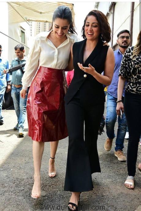 Yami Gautam and Shraddha Kapoor