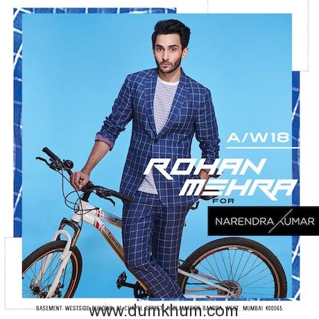 Baazaar actor Rohan Mehra bags his first brand campaign-1