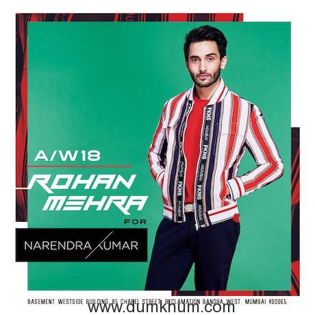 Baazaar actor Rohan Mehra bags his first brand campaign-2