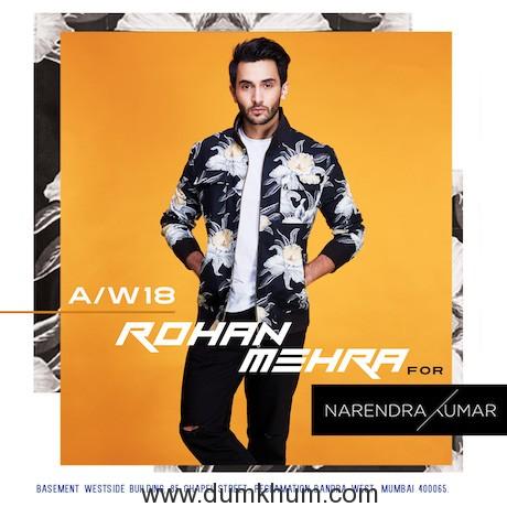 Baazaar actor Rohan Mehra bags his first brand campaign