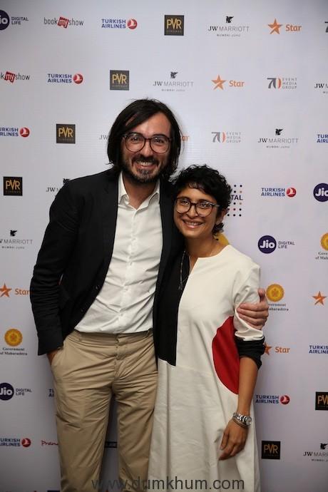 Jio MAMI 20th Mumbai Film Festival with Star – Day Two