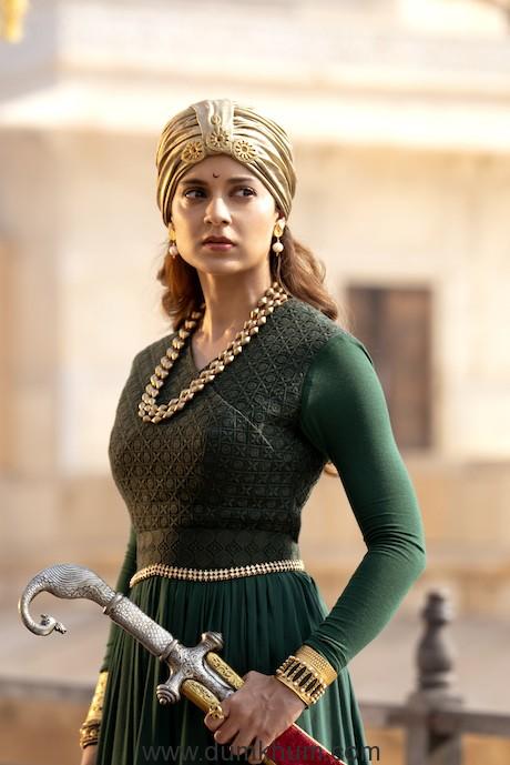 Manikarnika- The Queen of Jhansi-