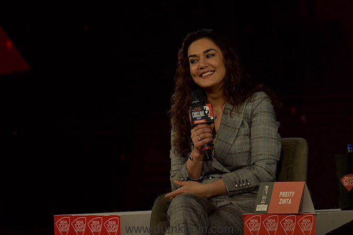 Preity_Zinta__Actor_at_India_Today_Conclave_East_2018