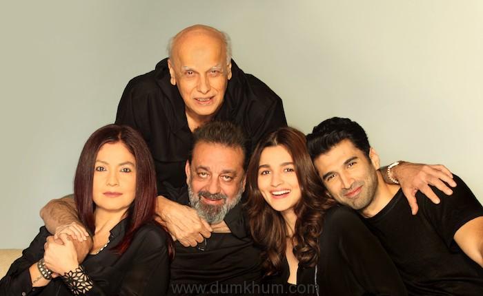Sadak 2 starring Sanjay Dutt, Pooja Bhatt, Alia Bhatt and Aditya Roy Kapur!