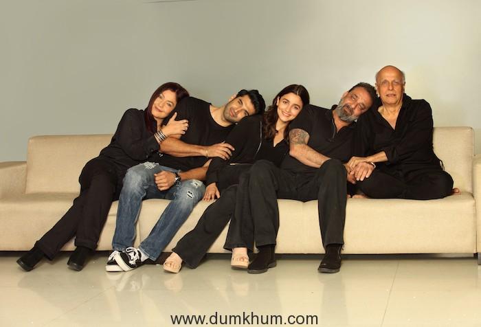 Sadak 2 starring Sanjay Dutt, Pooja Bhatt, Alia Bhatt and Aditya Roy Kapur