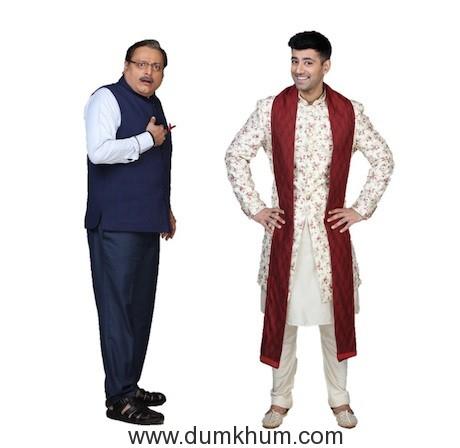 Sony SAB - Manoj Joshi - Karanvir Sharma - Mangalam Dangalam (1)