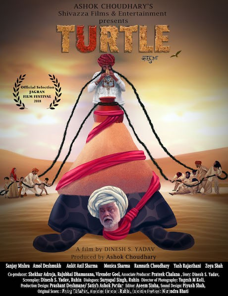 Sanjay Mishra to be seen in 'Turtle' a story of his upcoming film 'Waah Zindagi'