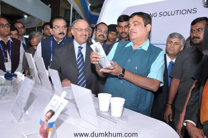 Union Minister Shri Nitin Gadkari -