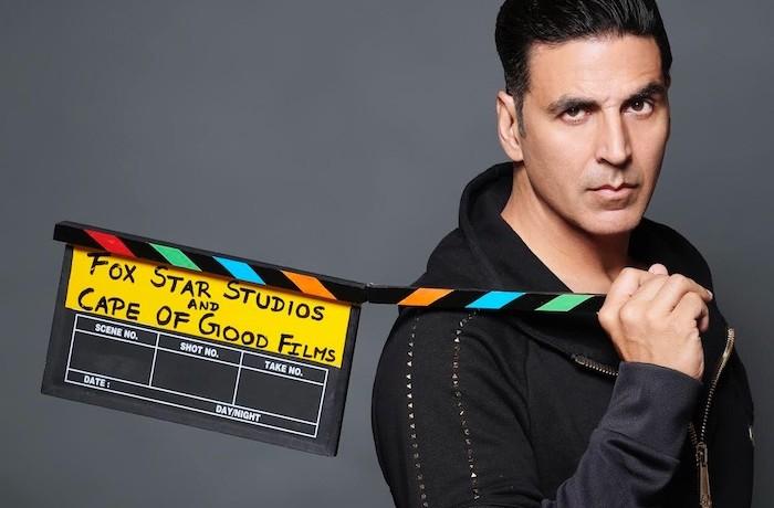 Fox Star Studios and Akshay Kumar partner for slate of 3 films.