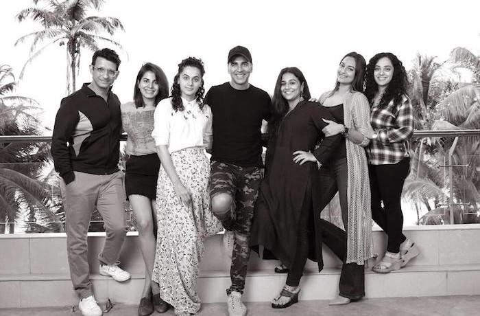 Akshay Kumar to begin shoot for #MissionMangal very soon !