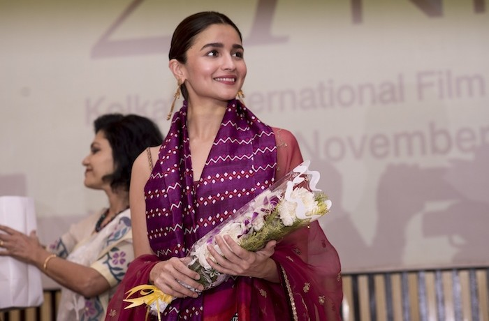 Alia Bhatt opens 'Yours Truly' at Kolkata International Film Festival