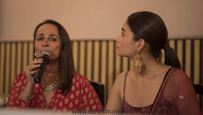 Alia Bhatt-Soni Razdan