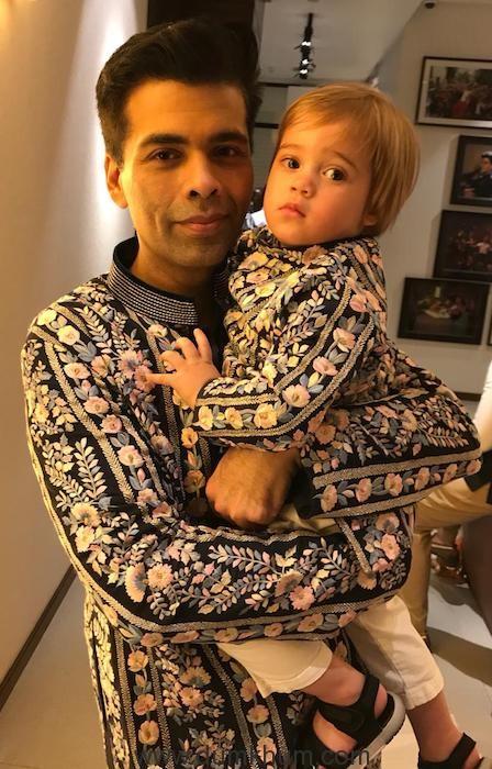 Karan Johar's Twin